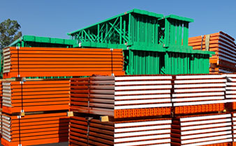 pallet rack dealer program